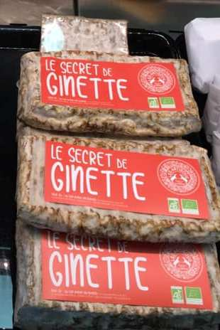 Fromage de brebis Le secret de Ginette